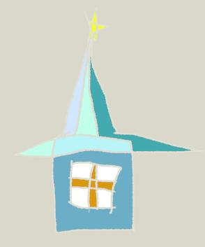 三角屋根のお店
