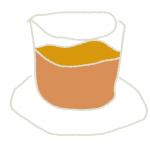 ウーロン茶にはカフェインがある